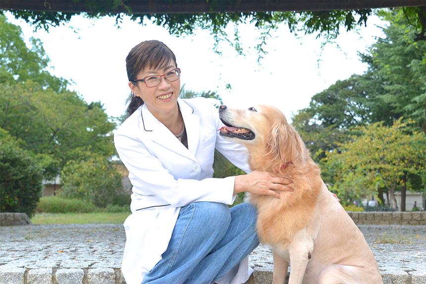 ペットの未来クリニック院長 渡辺りえ先生